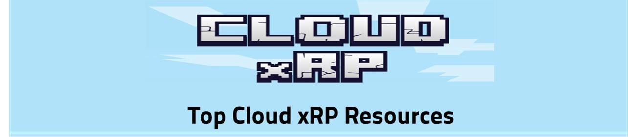 Top Cloud xRP Resources header