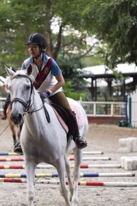 When Yean Fee Ho, Vice President of Engineering at SAP, is managing her developer teams in Singapore and China, she relaxes by horseback riding.