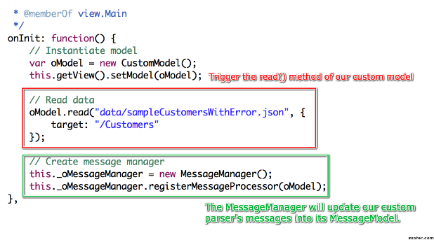 Custom Message Parsing in SAPUI5 | erpinnews