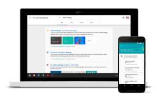 Google showcases Springboard to ease data searching in Apps for Work