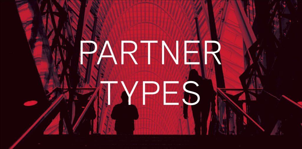 JD Edwards International Partner Types