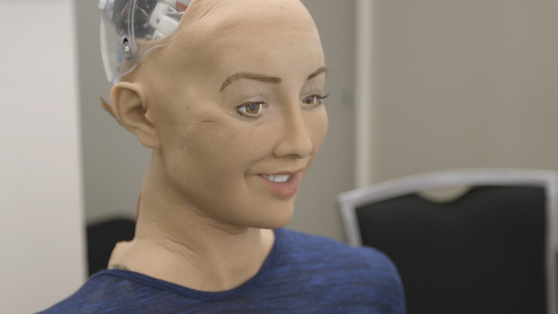 Getting Played Sophia Robot on Learning Money App