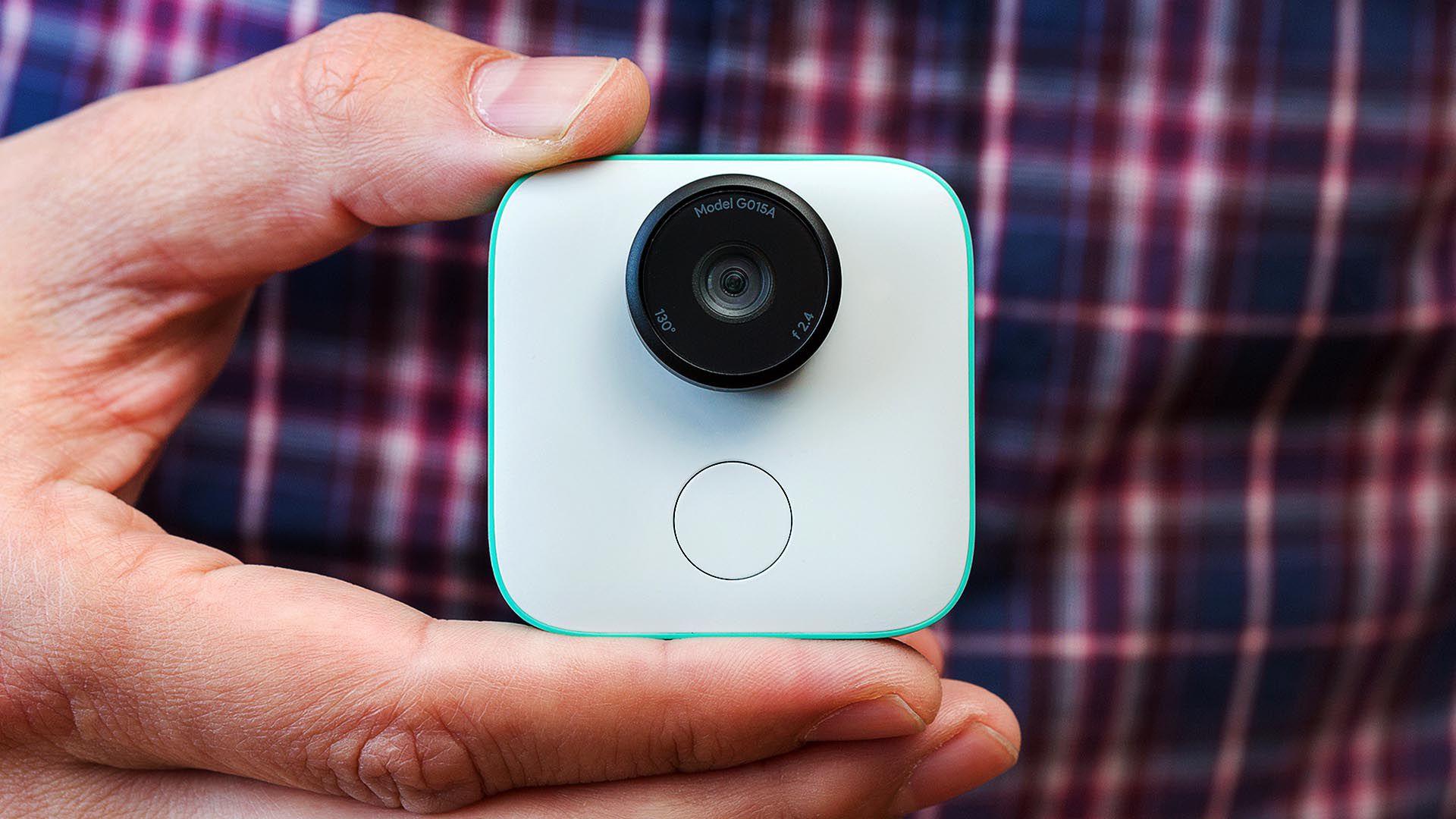 Google Clips AI-Based Camera