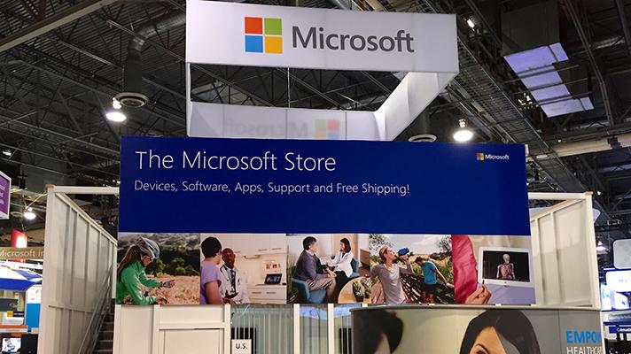 Microsoft enters cloud computing
