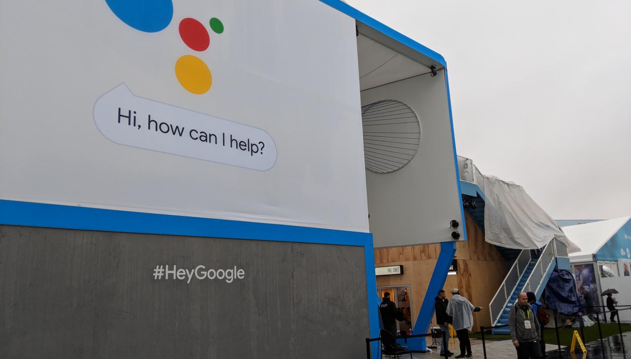 Google Assistant had a good CES