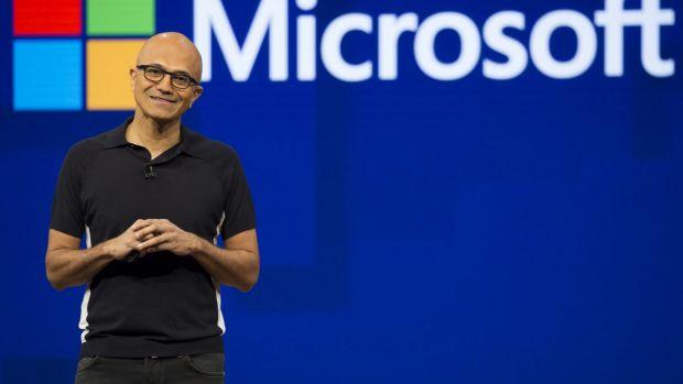 Microsoft the giant