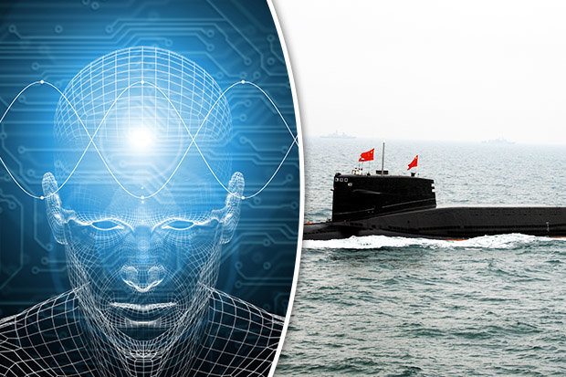 China designing AI-POWERED