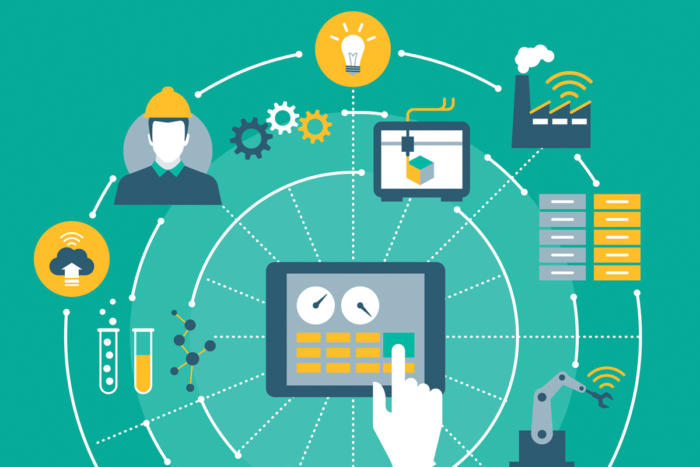 industrial enterprise requirements of IoT application