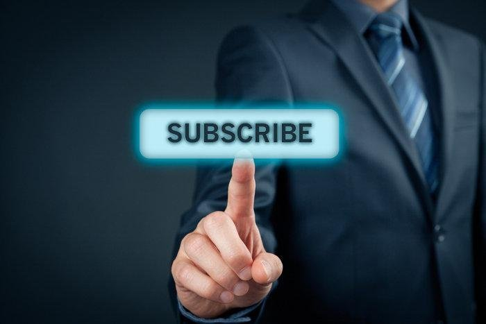 subscription economy is the future