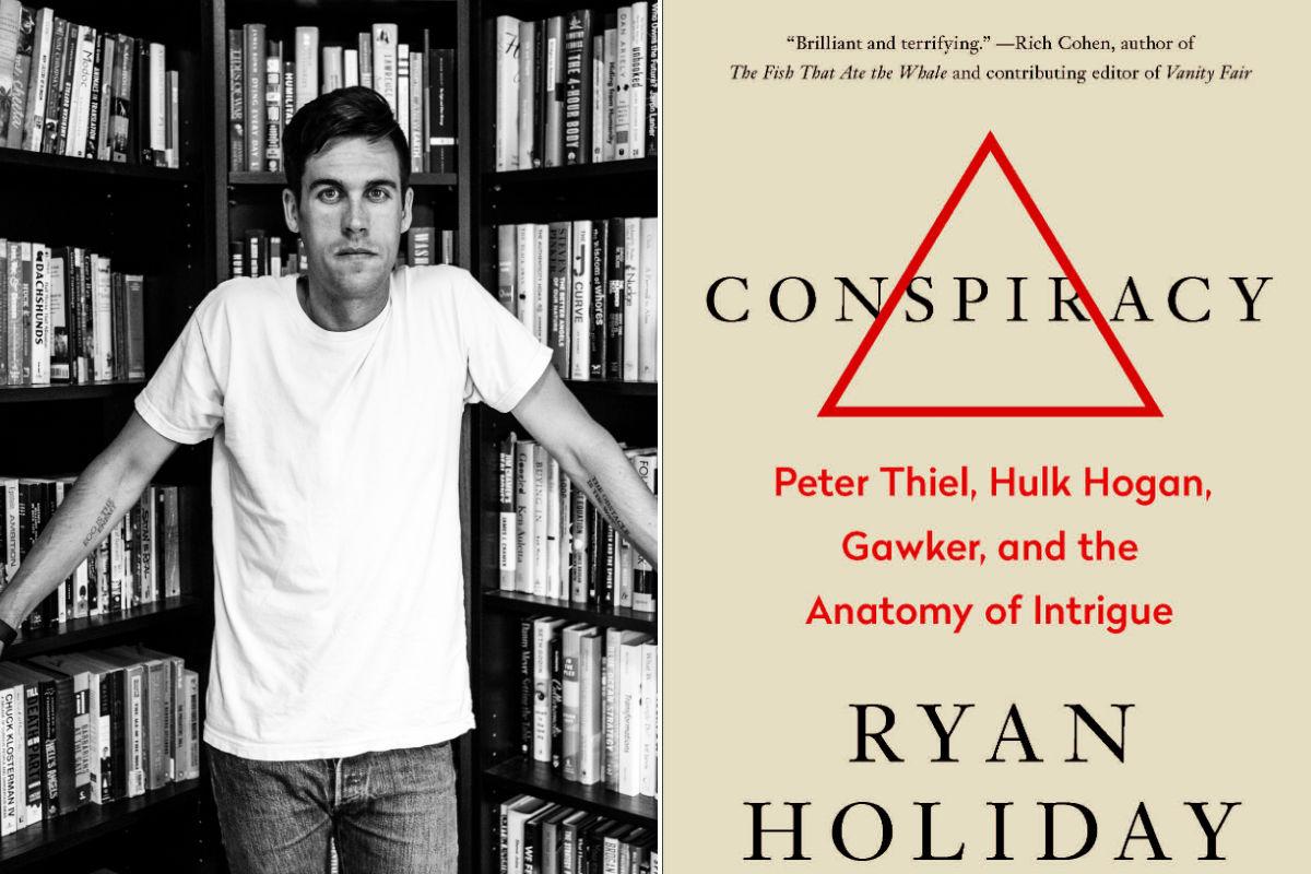 Conspiracy Ryan Holiday Summary