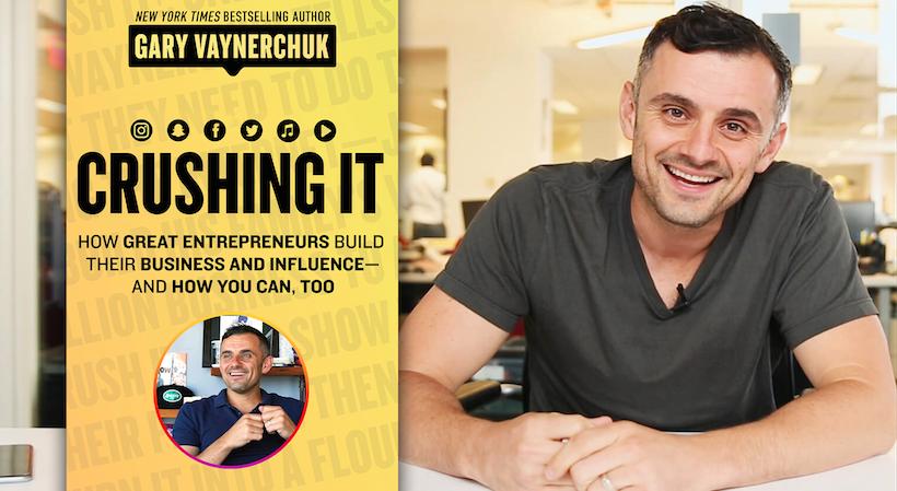 Crushing it Gary Vaynerchuk summary
