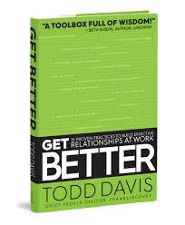 Get Better Todd Davis review