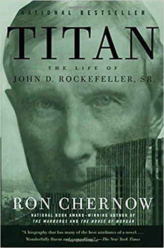 Titan Ron Chernow Summary