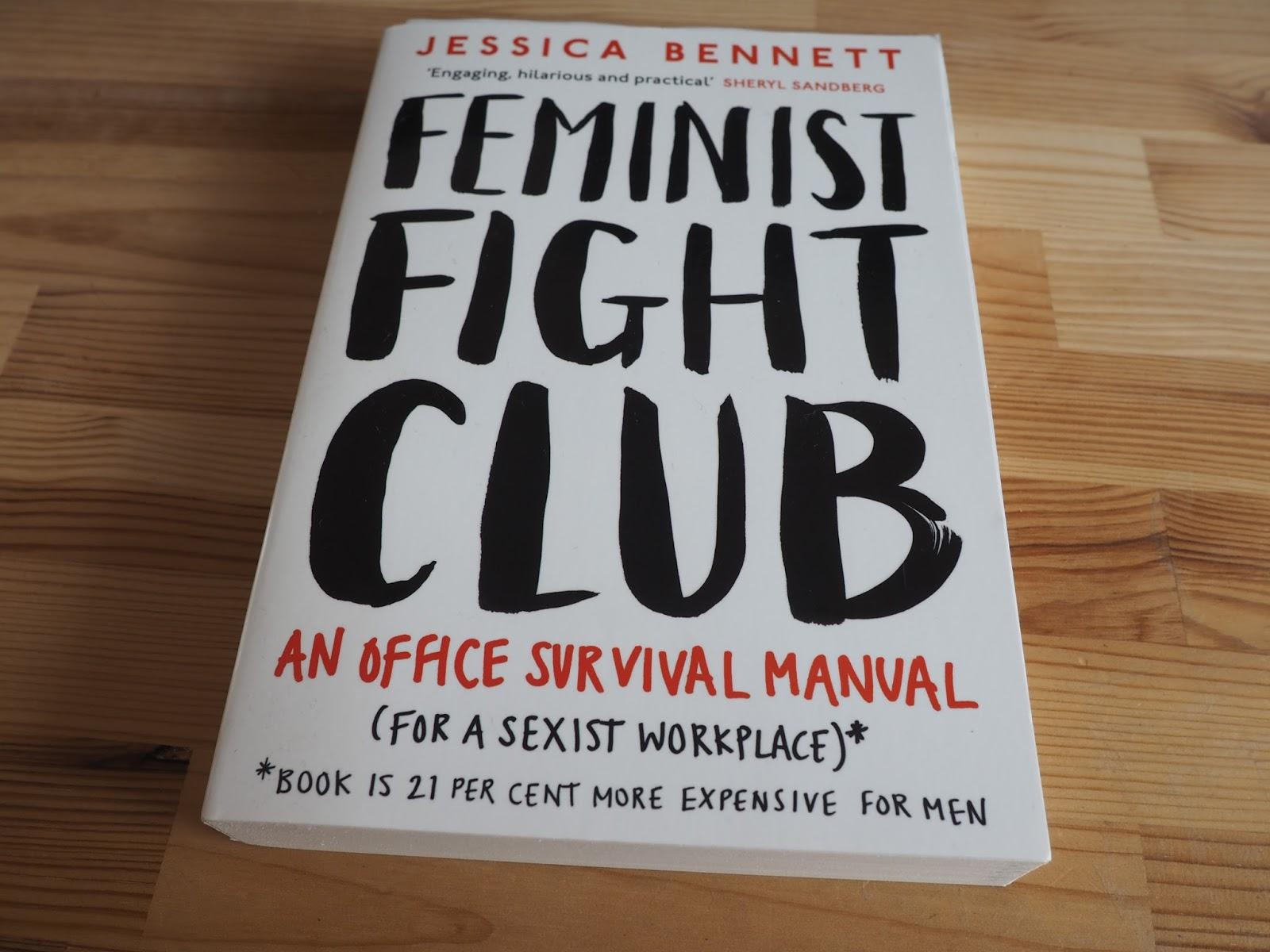 Feminist Fight Club book