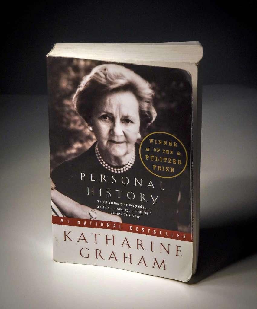 Personal History Katharine Graham Summary