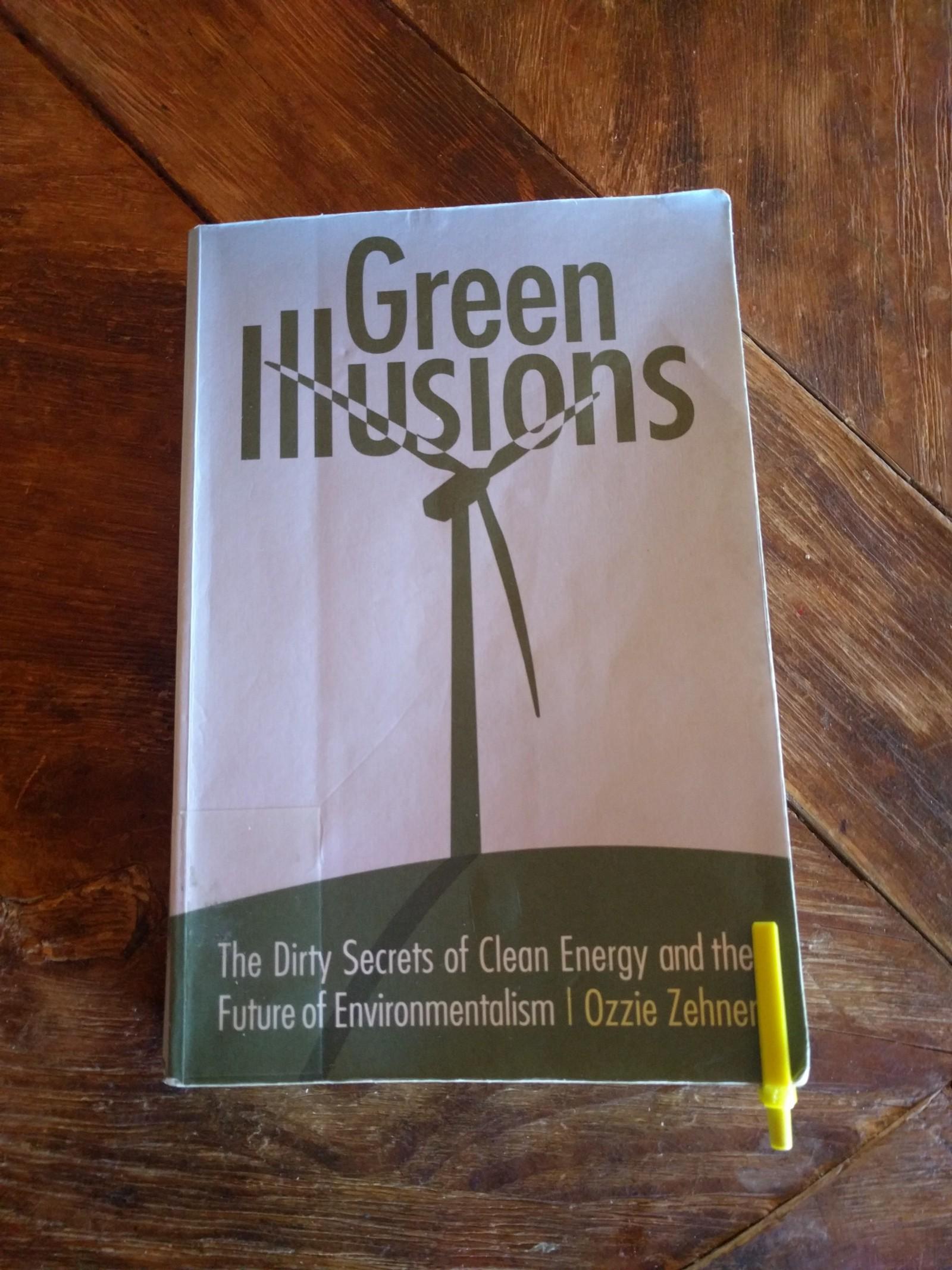 Green Illusions Summary