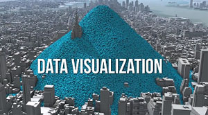 Importance of Interactive Maps in Big Data Space