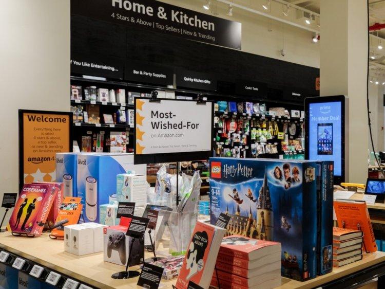 Amazon's New Store