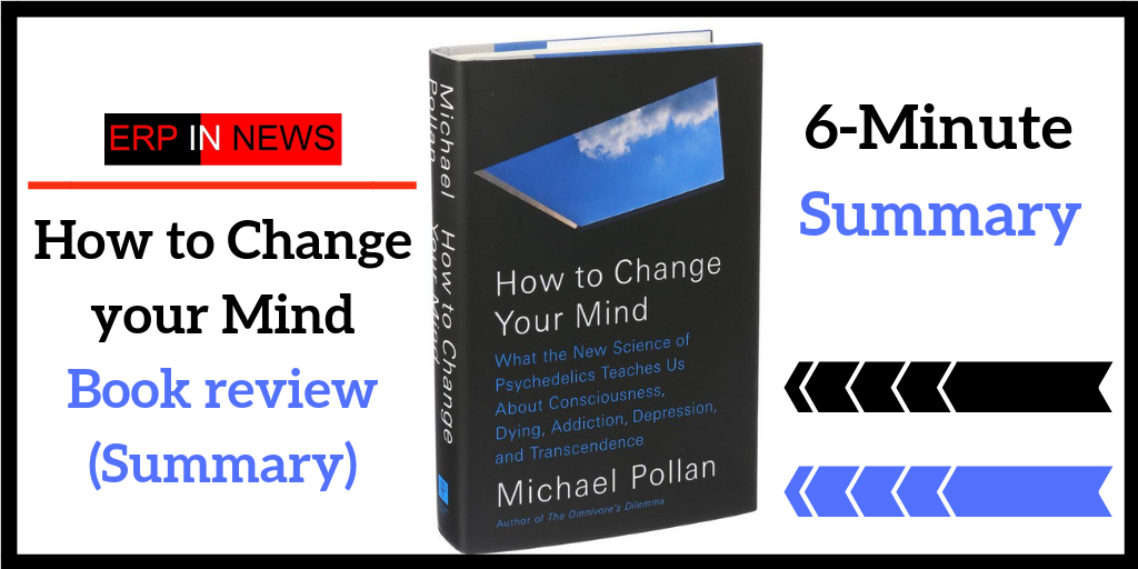 How to change your mind book review