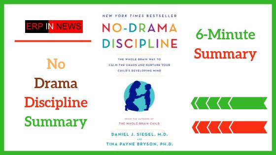 No Drama Discipline summary
