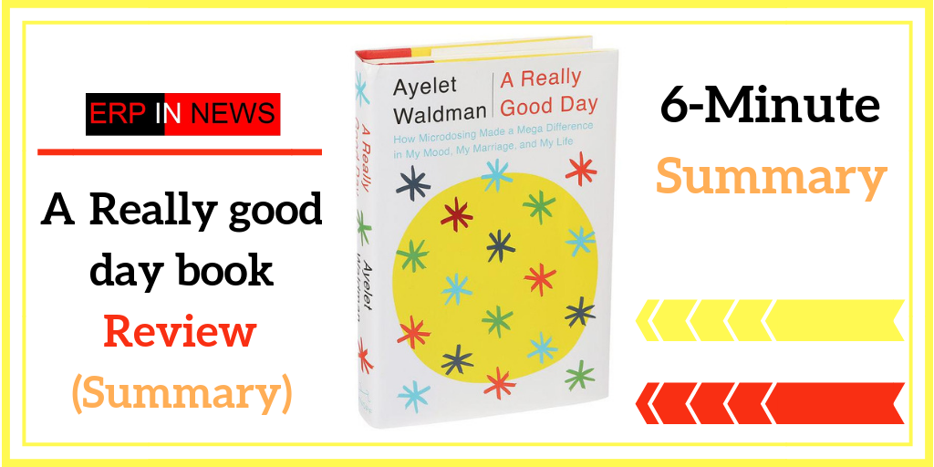 a really good day book review