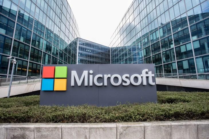Microsoft companies