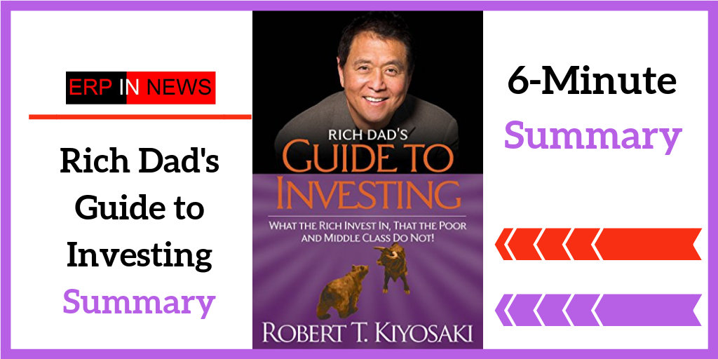 rich dad's guide to investing summary