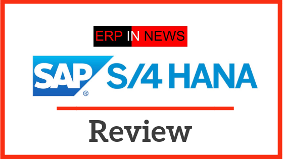 sap s/4 hana review