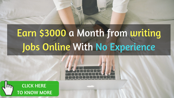 writing jobs online no experience