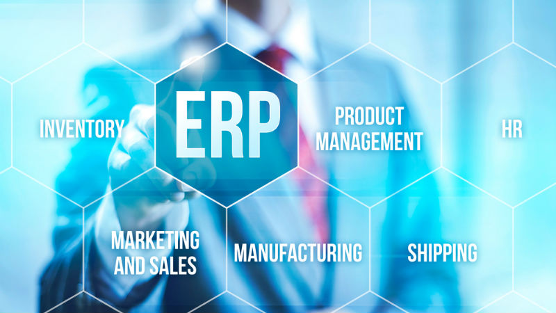 about cloud ERP