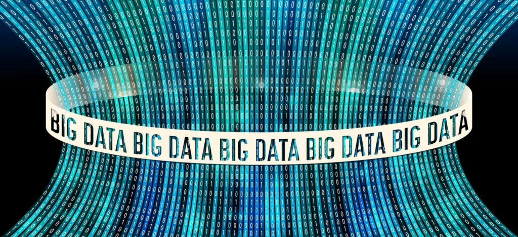 Big data power