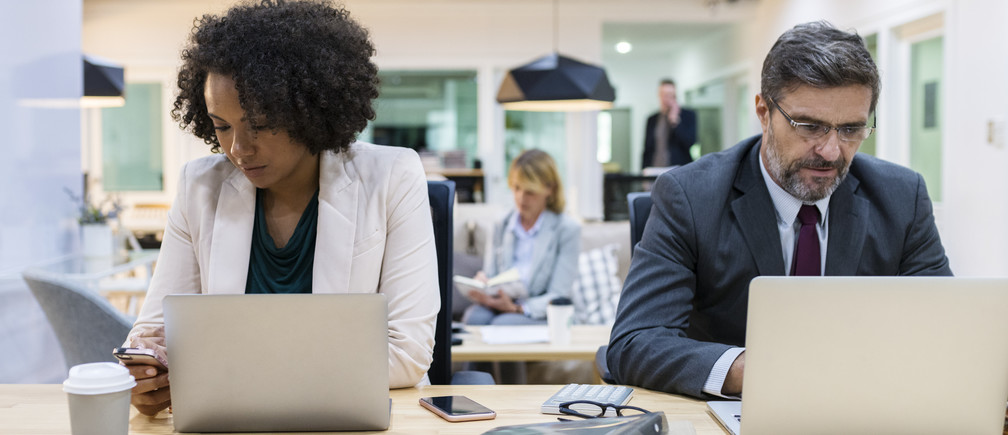 Analytics improve workplace