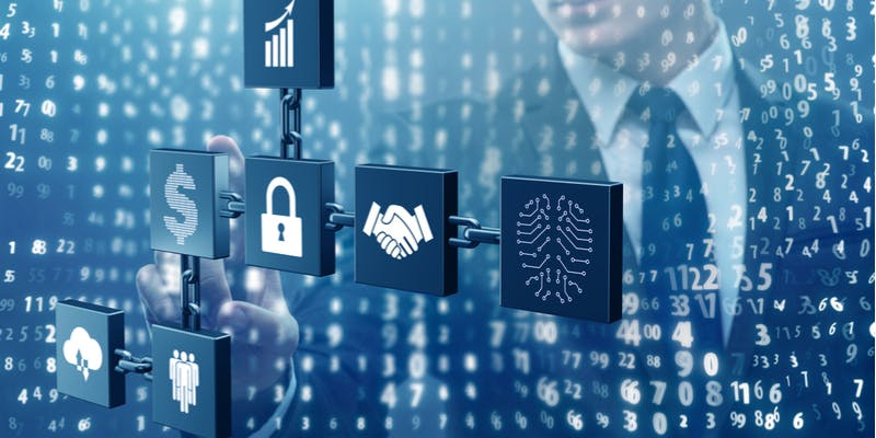 Blockchain data