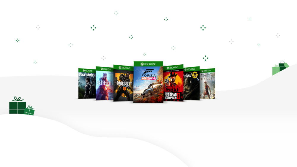 Microsoft Xbox Sale