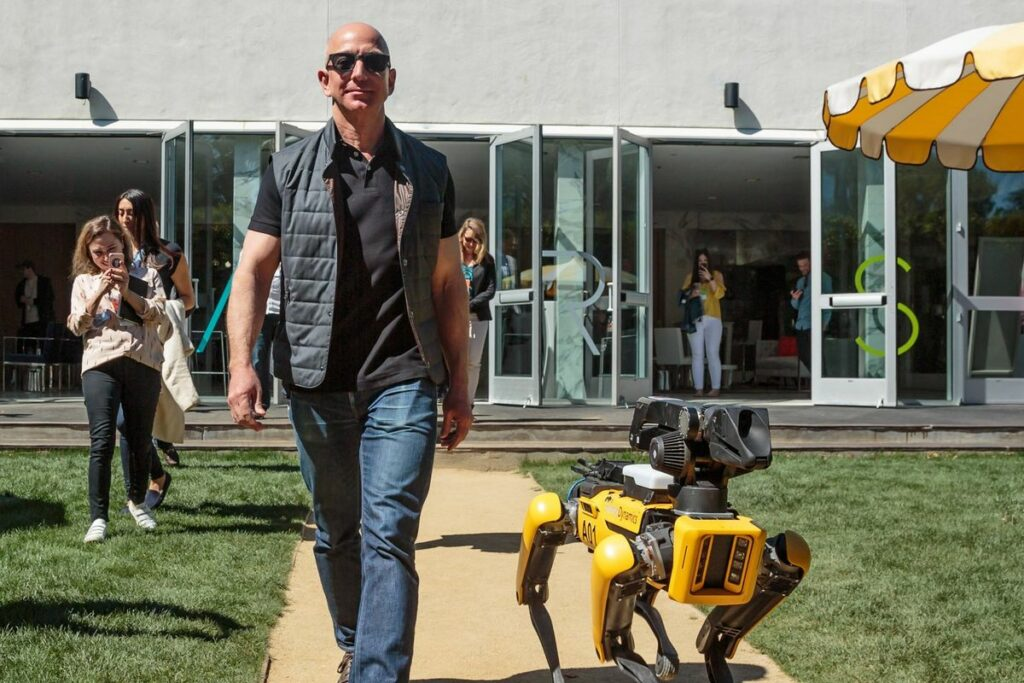 Jeff Bezos AI