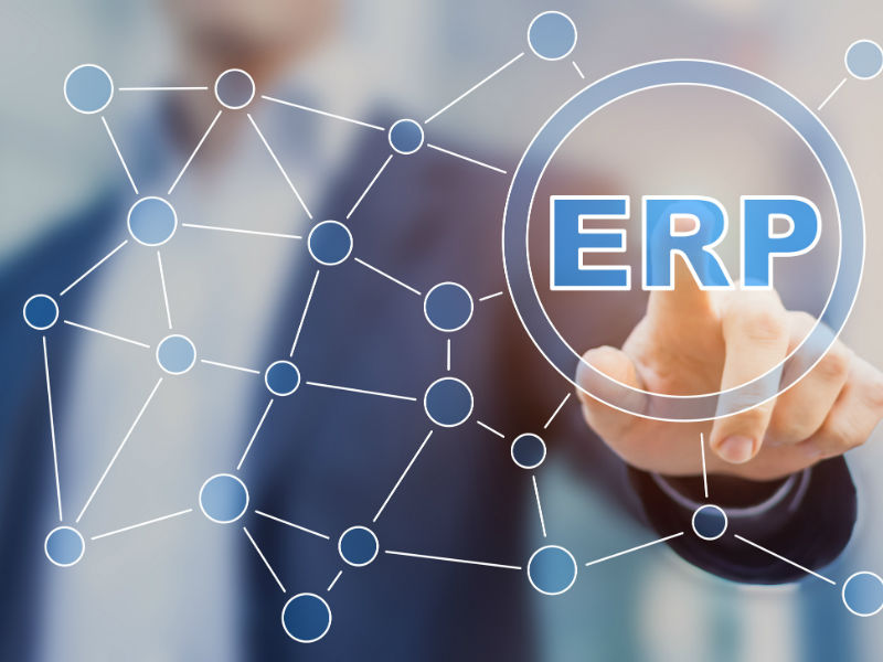 Top 5 ERP systems