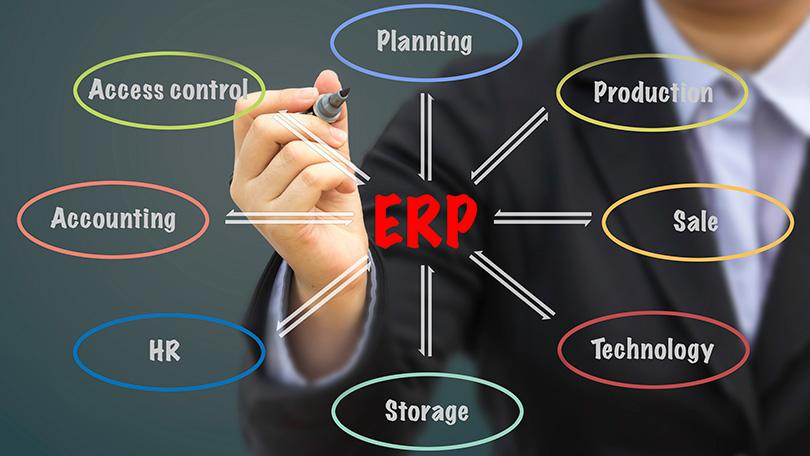 ERP Software Providers