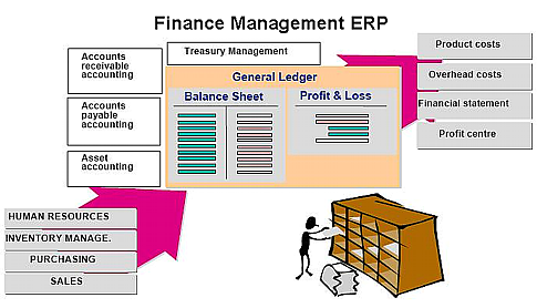 7 Key Financial Management Functions ERP Helps You Manage