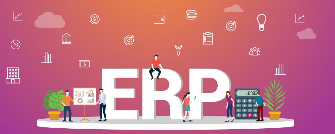 Benefits of ERP