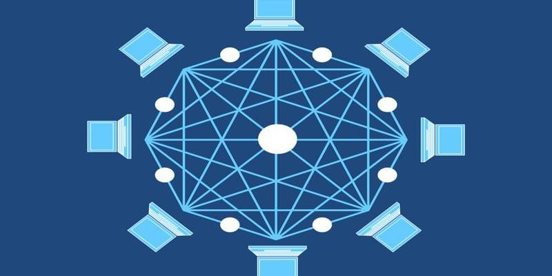 Blockchain ERP