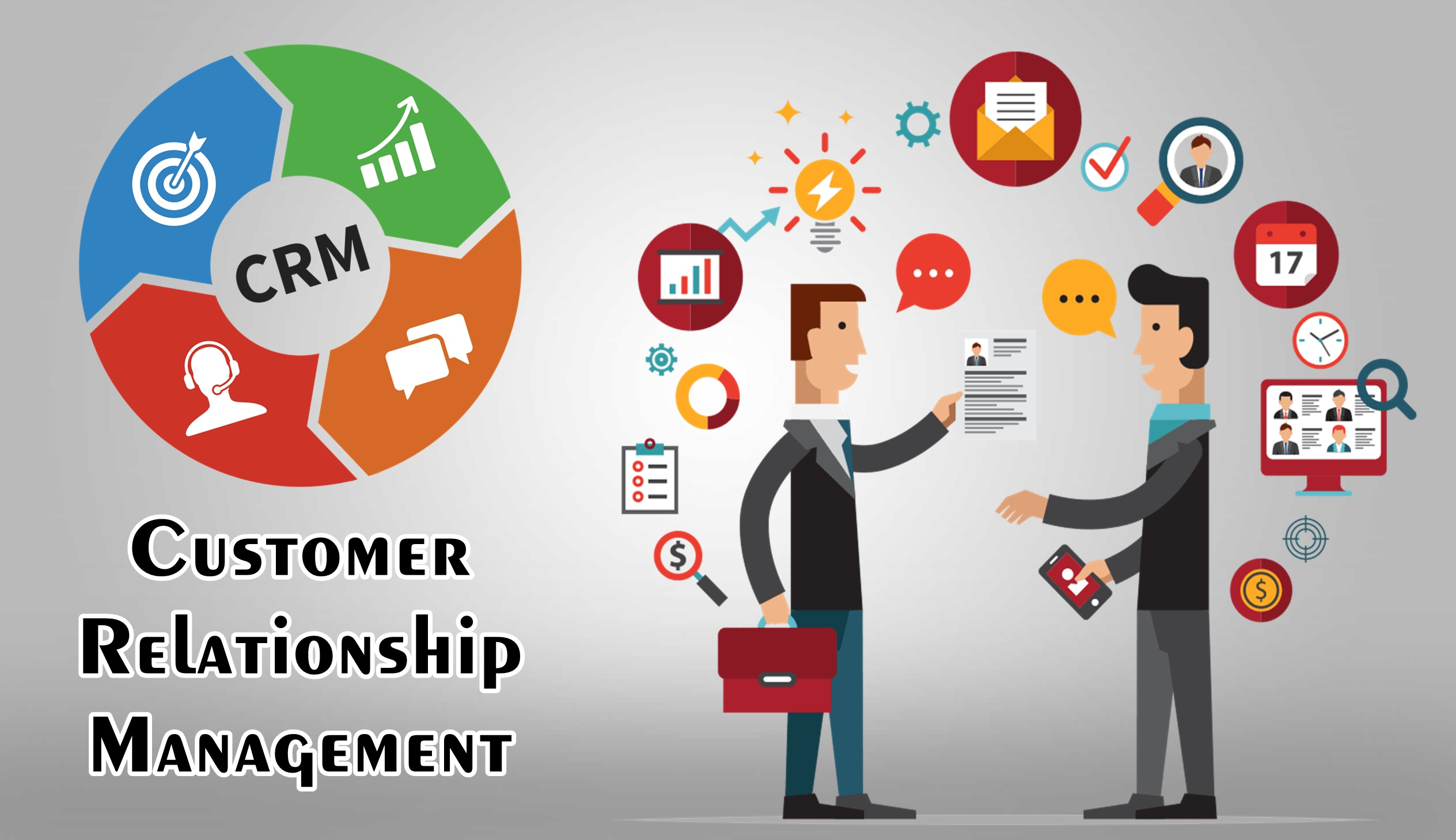 5 Key Factors to choose Customer Relation Management Software