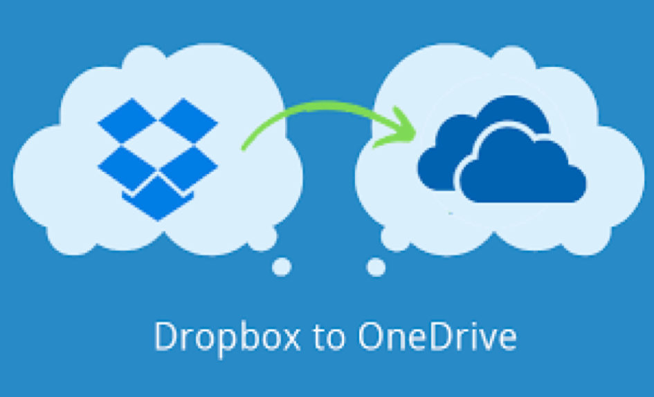 How to Migrate Dropbox Data to OneDrive