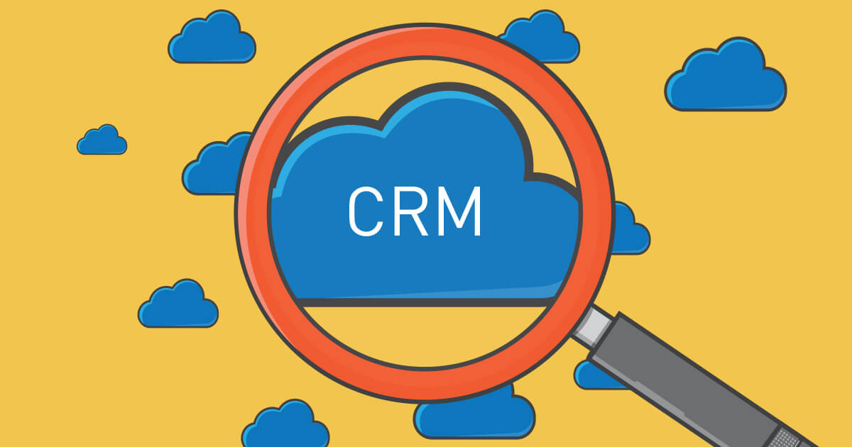 CRM-in-the-Cloud